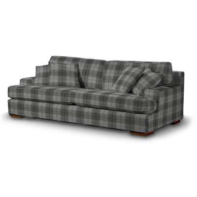 Pokrowiec na sofę Göteborg nierozkładaną w kolekcji Edinburgh, tkanina: 115-75