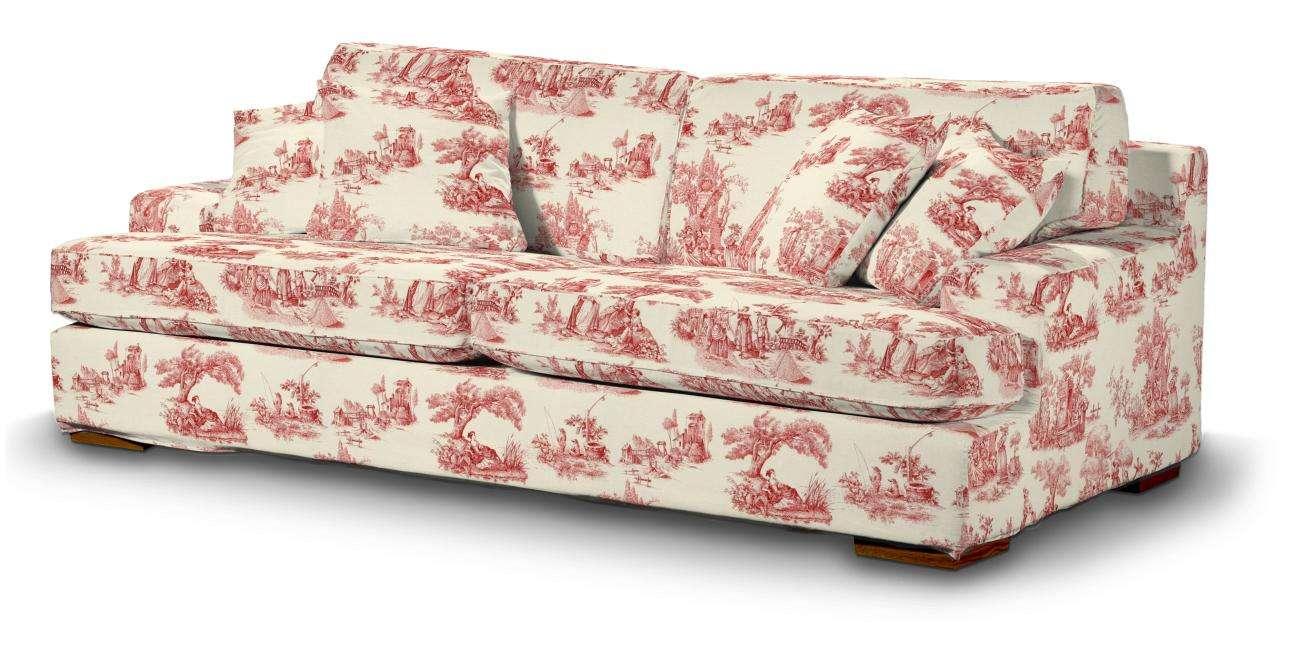 Göteborg klädsel<br>3-sits soffa i kollektionen Avinon, Tyg: 132-15