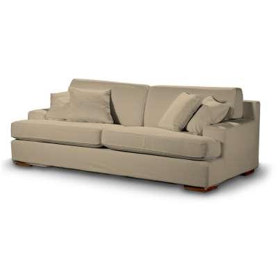 Pokrowiec na sofę Göteborg nierozkładaną w kolekcji Living II, tkanina: 160-82