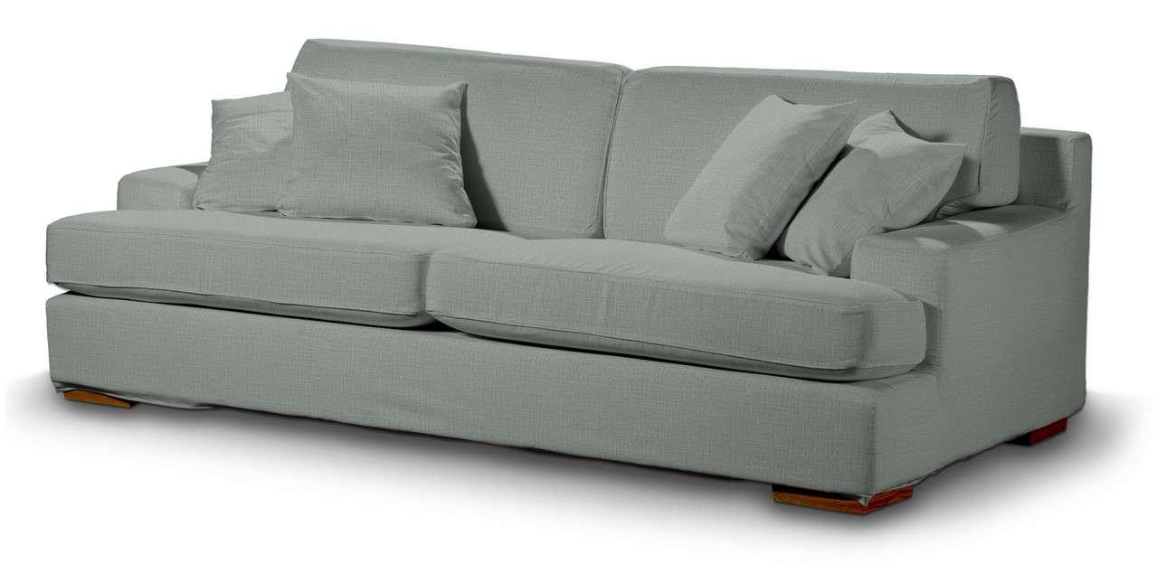 Pokrowiec na sofę Göteborg nierozkładaną w kolekcji Living II, tkanina: 160-86