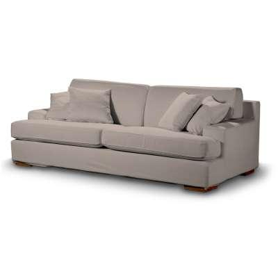 Pokrowiec na sofę Göteborg nierozkładaną w kolekcji Living, tkanina: 160-85