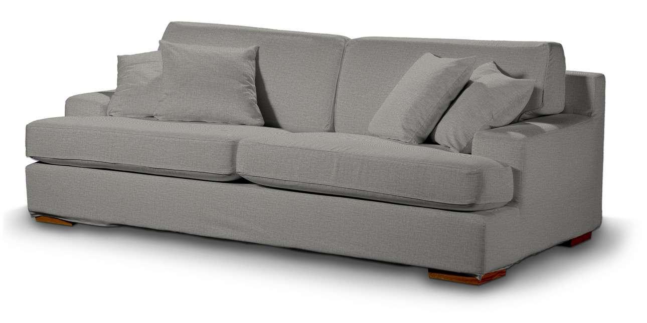 Pokrowiec na sofę Göteborg nierozkładaną w kolekcji Living, tkanina: 160-89