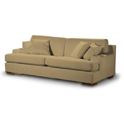 Pokrowiec na sofę Göteborg nierozkładaną w kolekcji Living, tkanina: 160-93
