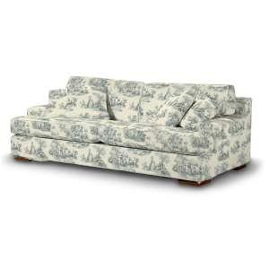 Pokrowiec na sofę Göteborg nierozkładaną Sofa Göteborg nierozkładana w kolekcji Avinon, tkanina: 132-66