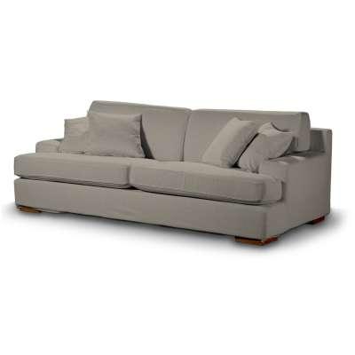 Pokrowiec na sofę Göteborg nierozkładaną w kolekcji Madrid, tkanina: 161-23