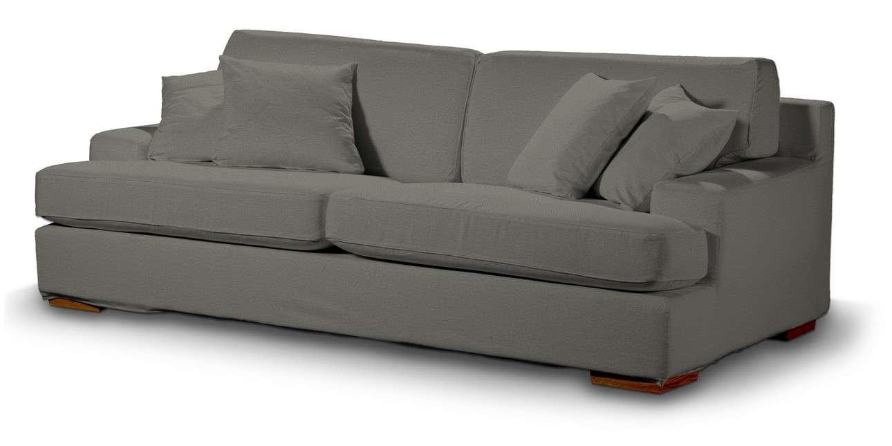 Pokrowiec na sofę Göteborg nierozkładaną w kolekcji Etna, tkanina: 161-25