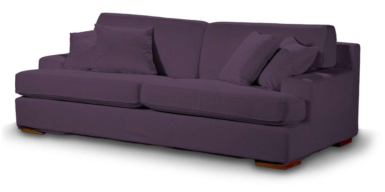 Pokrowiec na sofę Göteborg nierozkładaną w kolekcji Etna, tkanina: 161-27