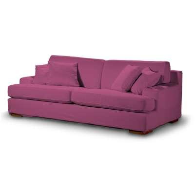 Pokrowiec na sofę Göteborg nierozkładaną w kolekcji Living, tkanina: 161-29