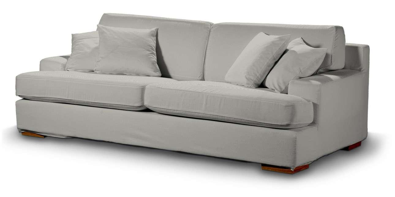 Pokrowiec na sofę Göteborg nierozkładaną w kolekcji Bergen, tkanina: 161-84