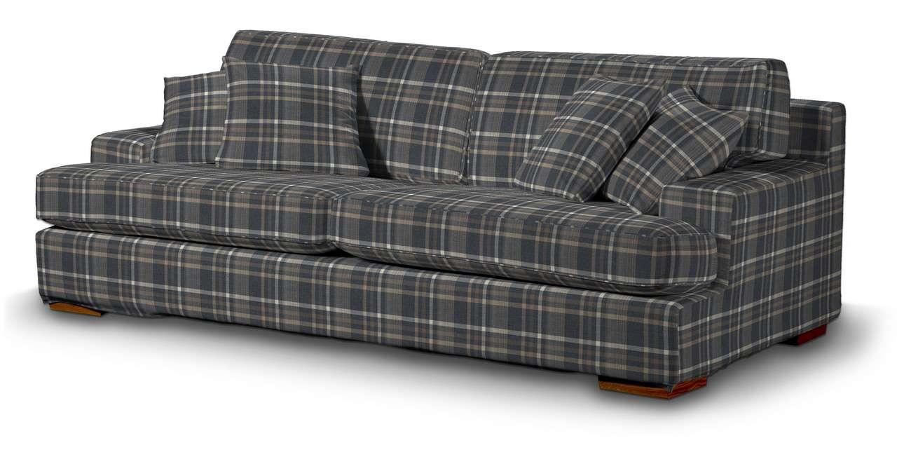 Pokrowiec na sofę Göteborg nierozkładaną w kolekcji Edinburgh, tkanina: 703-16