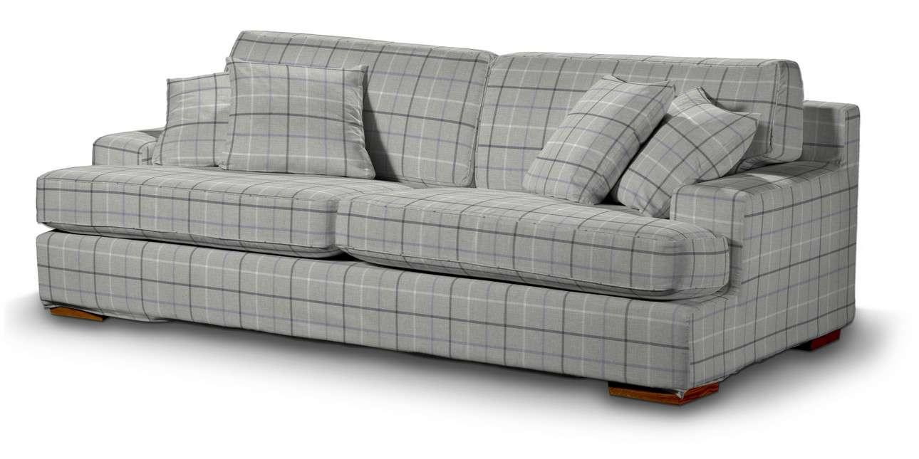 Pokrowiec na sofę Göteborg nierozkładaną w kolekcji Edinburgh, tkanina: 703-18