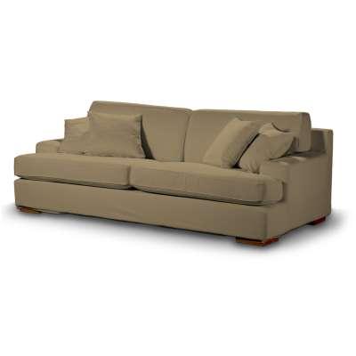 Pokrowiec na sofę Göteborg nierozkładaną w kolekcji Living, tkanina: 161-50