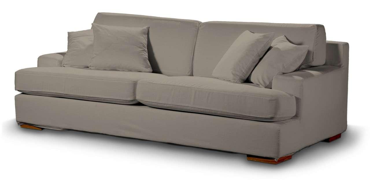 Pokrowiec na sofę Göteborg nierozkładaną w kolekcji Living, tkanina: 161-53