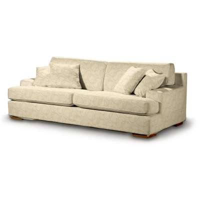 Pokrowiec na sofę Göteborg nierozkładaną w kolekcji Living, tkanina: 161-81