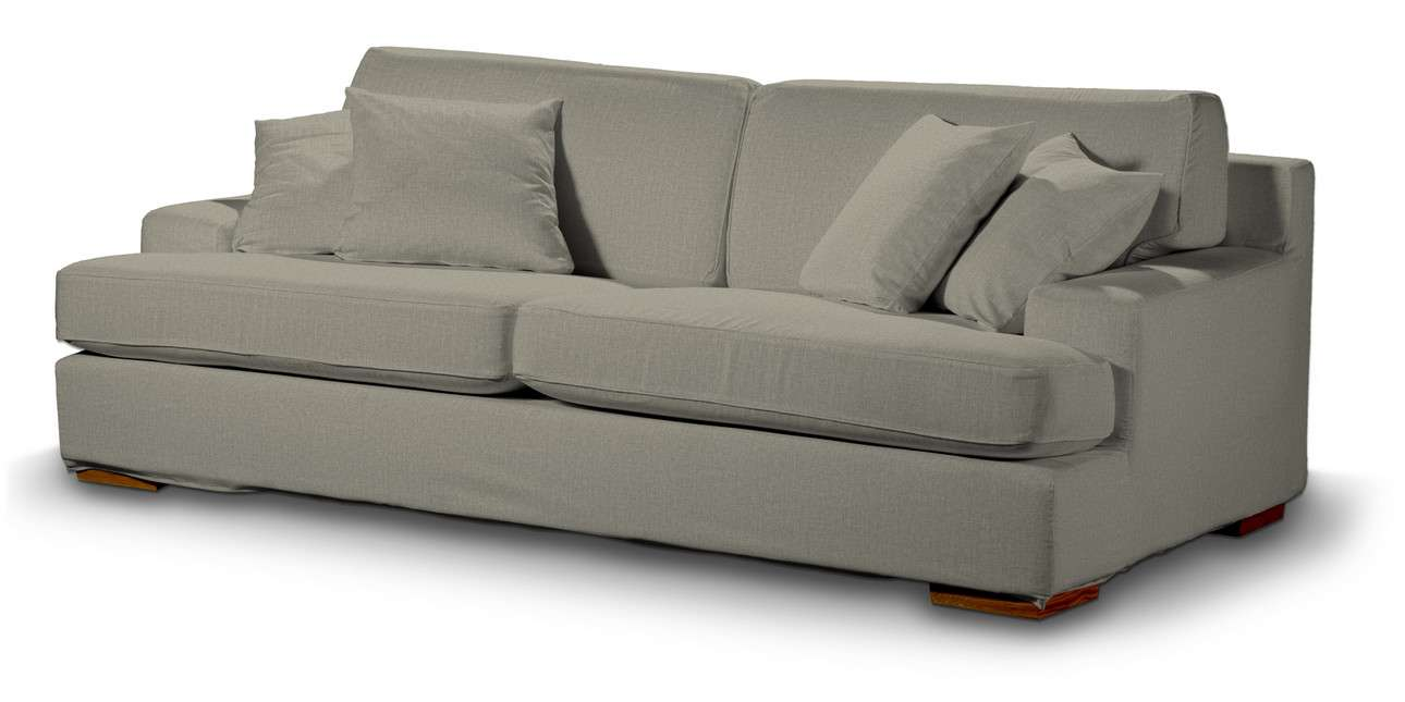 Pokrowiec na sofę Göteborg nierozkładaną w kolekcji City, tkanina: 704-80