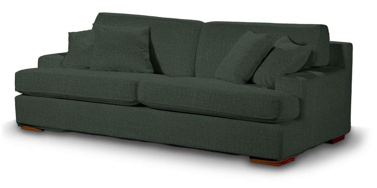Pokrowiec na sofę Göteborg nierozkładaną w kolekcji City, tkanina: 704-81