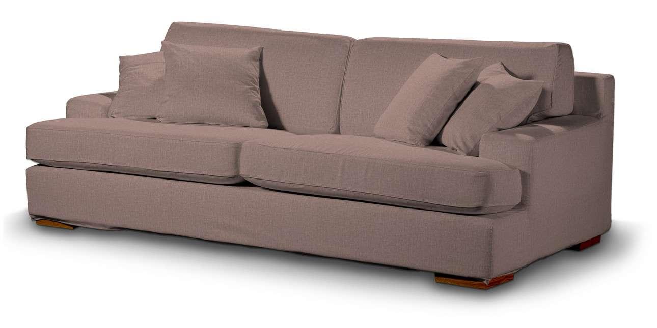 Pokrowiec na sofę Göteborg nierozkładaną w kolekcji City, tkanina: 704-83