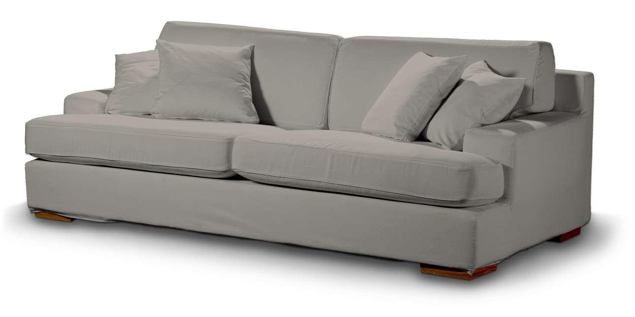 Pokrowiec na sofę Göteborg nierozkładaną w kolekcji Living, tkanina: 161-54