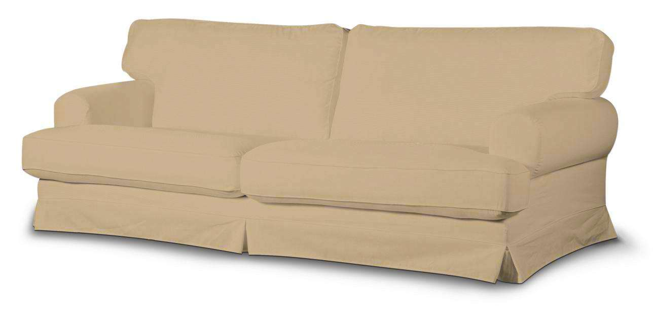 Pokrowiec na sofę Ekeskog nierozkładaną Sofa Ekeskog nierozkładana w kolekcji Cotton Panama, tkanina: 702-01