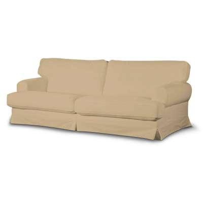 Ekeskog klädsel<br>3-sits soffa i kollektionen Panama Cotton, Tyg: 702-01