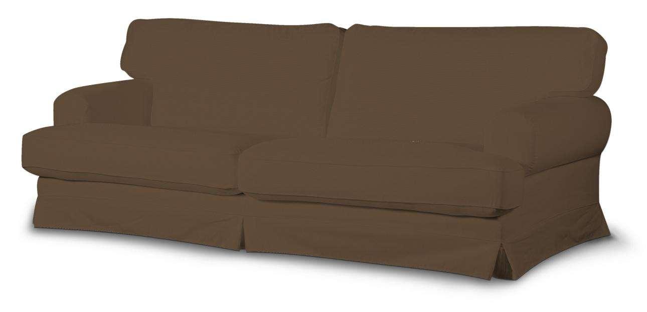 Pokrowiec na sofę Ekeskog nierozkładaną Sofa Ekeskog nierozkładana w kolekcji Cotton Panama, tkanina: 702-02