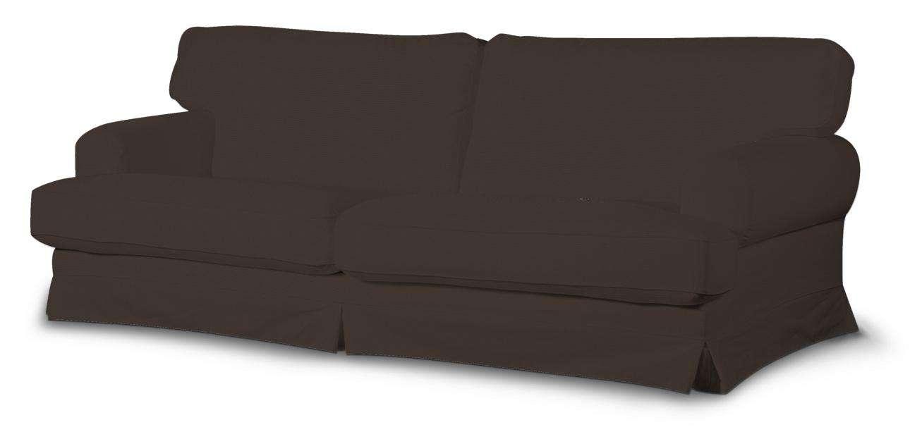 Pokrowiec na sofę Ekeskog nierozkładaną w kolekcji Cotton Panama, tkanina: 702-03