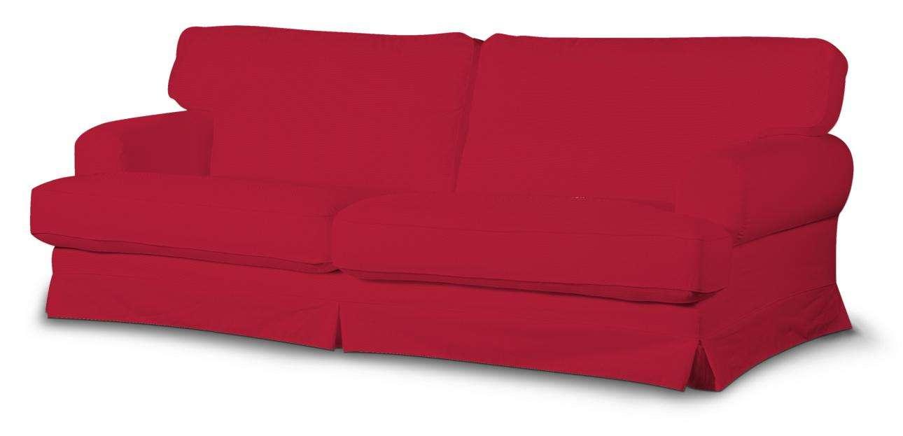 Pokrowiec na sofę Ekeskog nierozkładaną Sofa Ekeskog nierozkładana w kolekcji Cotton Panama, tkanina: 702-04