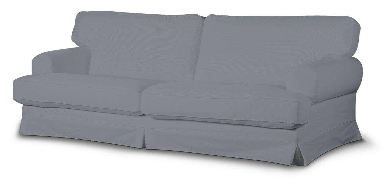 Ekeskog klädsel<br>3-sits soffa i kollektionen Panama Cotton, Tyg: 702-07