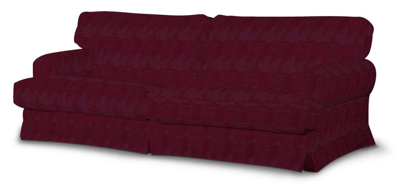 Ekeskog klädsel<br>3-sits soffa i kollektionen Chenille, Tyg: 702-19