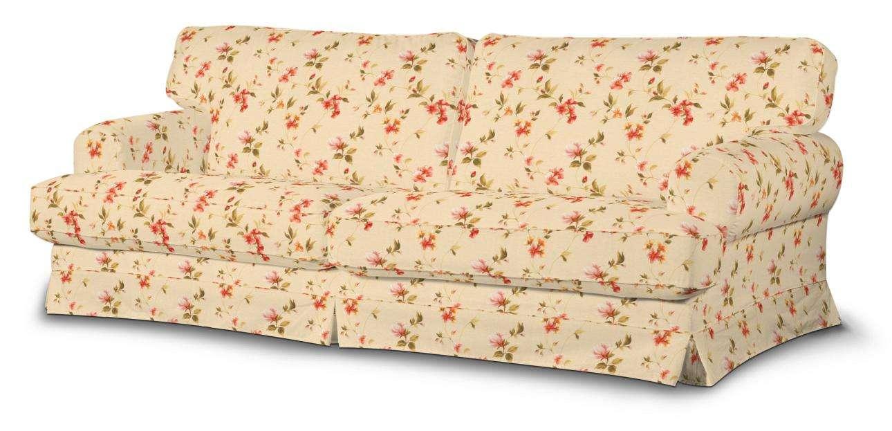 Pokrowiec na sofę Ekeskog nierozkładaną Sofa Ekeskog nierozkładana w kolekcji Londres, tkanina: 124-05