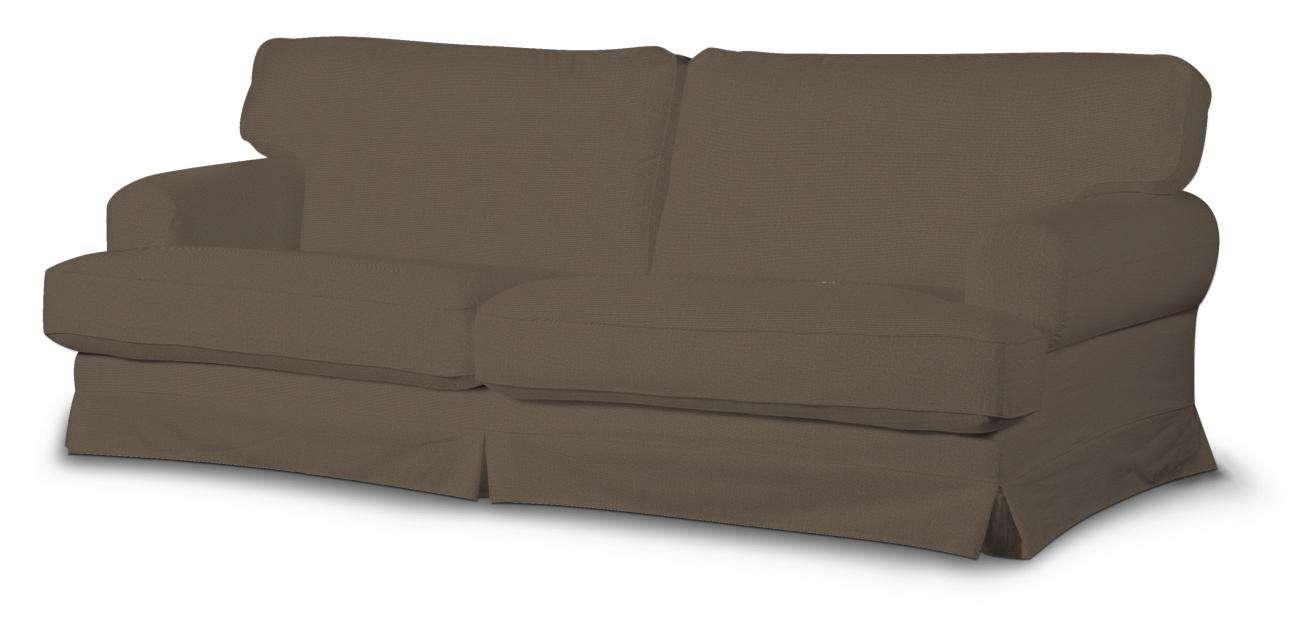 Ekeskog klädsel<br>3-sits soffa i kollektionen Etna, Tyg: 705-08