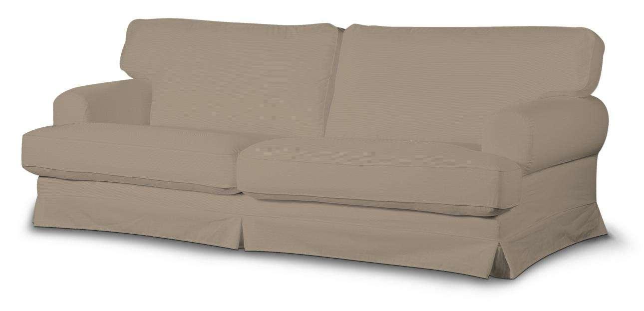 Ekeskog klädsel<br>3-sits soffa i kollektionen Panama Cotton, Tyg: 702-28