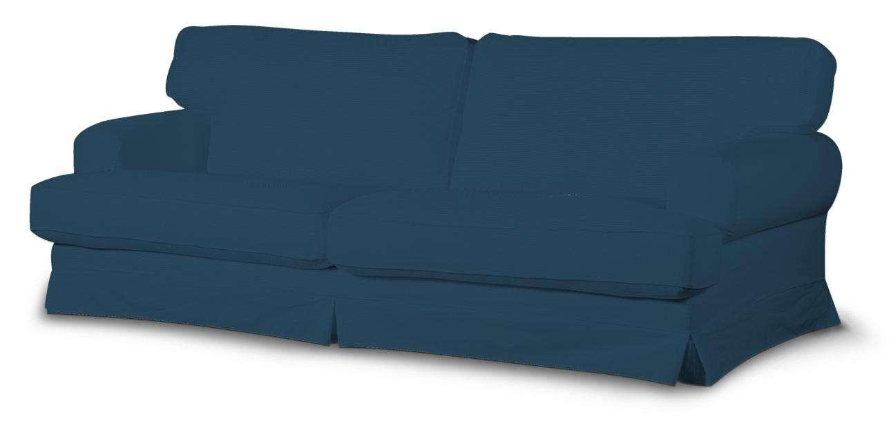 Ekeskog klädsel<br>3-sits soffa i kollektionen Panama Cotton, Tyg: 702-30