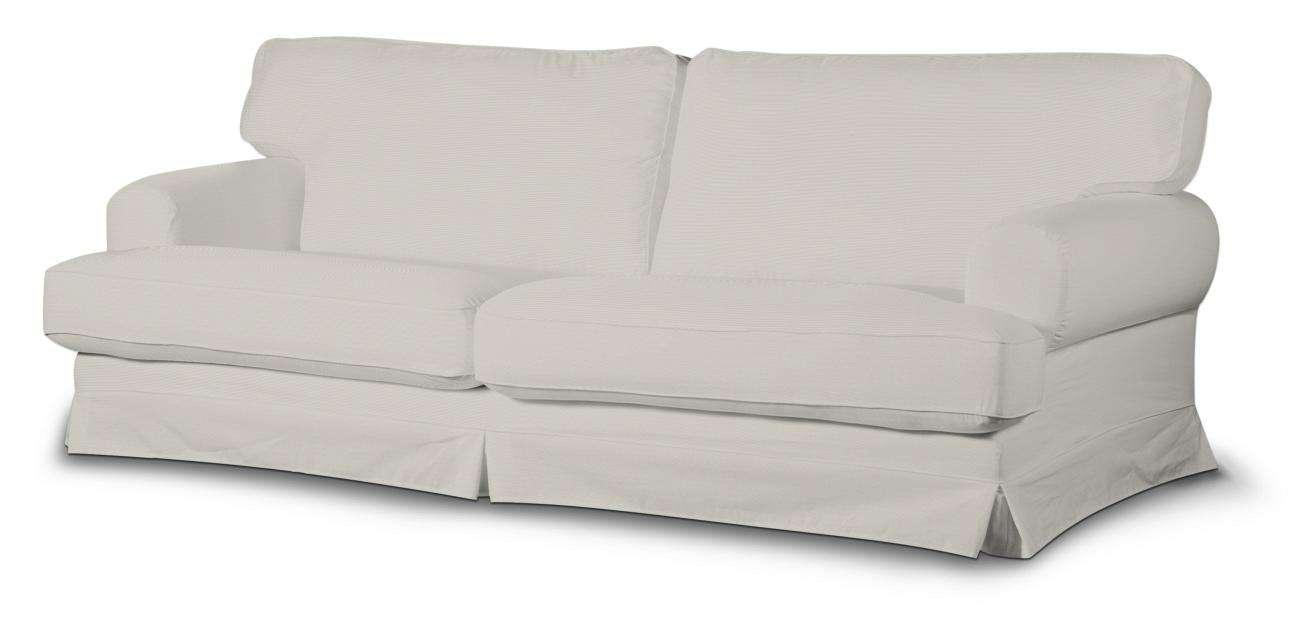 Ekeskog klädsel<br>3-sits soffa i kollektionen Panama Cotton, Tyg: 702-31
