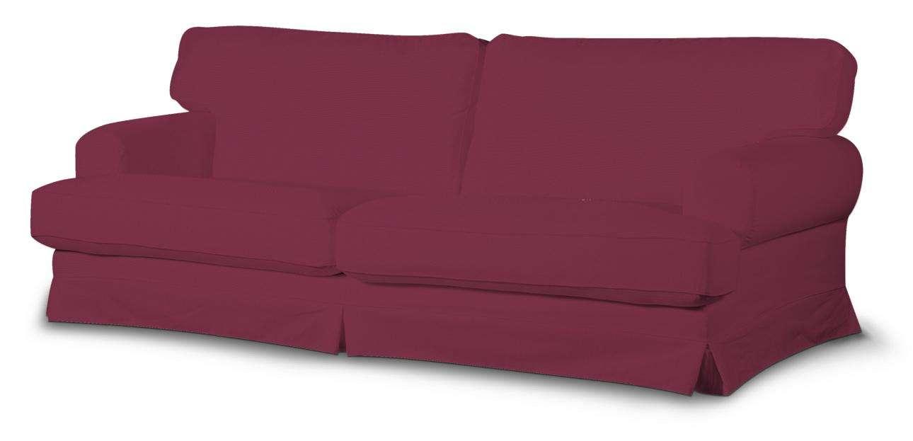 Pokrowiec na sofę Ekeskog nierozkładaną Sofa Ekeskog nierozkładana w kolekcji Cotton Panama, tkanina: 702-32