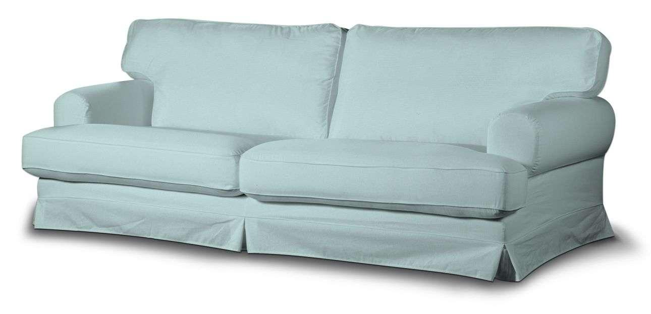Ekeskog klädsel<br>3-sits soffa i kollektionen Panama Cotton, Tyg: 702-10
