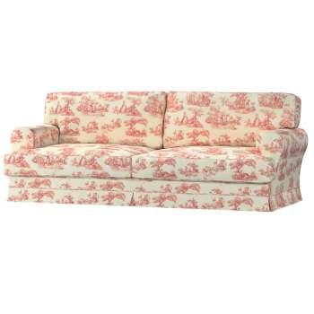 Pokrowiec na sofę Ekeskog nierozkładaną Sofa Ekeskog nierozkładana w kolekcji Avinon, tkanina: 132-15