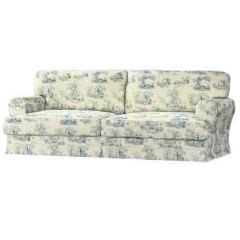 Pokrowiec na sofę Ekeskog nierozkładaną w kolekcji Avinon, tkanina: 132-66