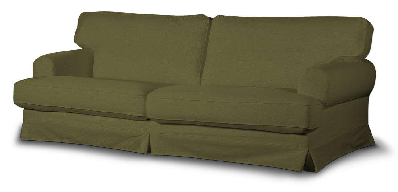 Pokrowiec na sofę Ekeskog nierozkładaną w kolekcji Etna, tkanina: 161-26
