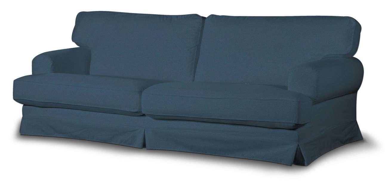 Pokrowiec na sofę Ekeskog nierozkładaną w kolekcji Etna, tkanina: 705-30