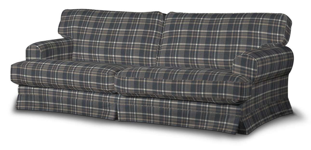 Pokrowiec na sofę Ekeskog nierozkładaną w kolekcji Edinburgh, tkanina: 703-16