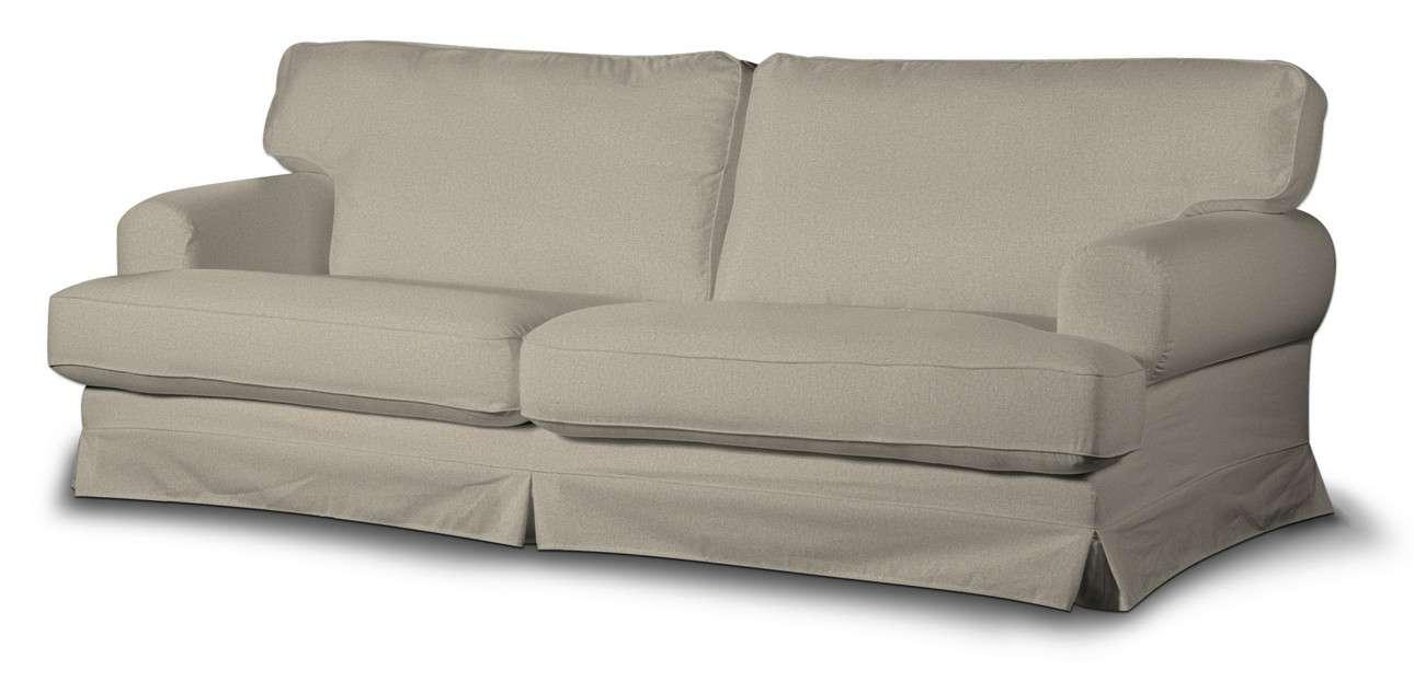 Pokrowiec na sofę Ekeskog nierozkładaną w kolekcji Amsterdam, tkanina: 704-52