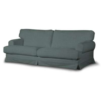 Pokrowiec na sofę Ekeskog nierozkładaną w kolekcji City, tkanina: 704-85