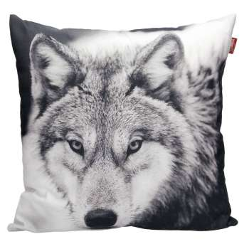Wolf 45x45cm  - Dekoria.se