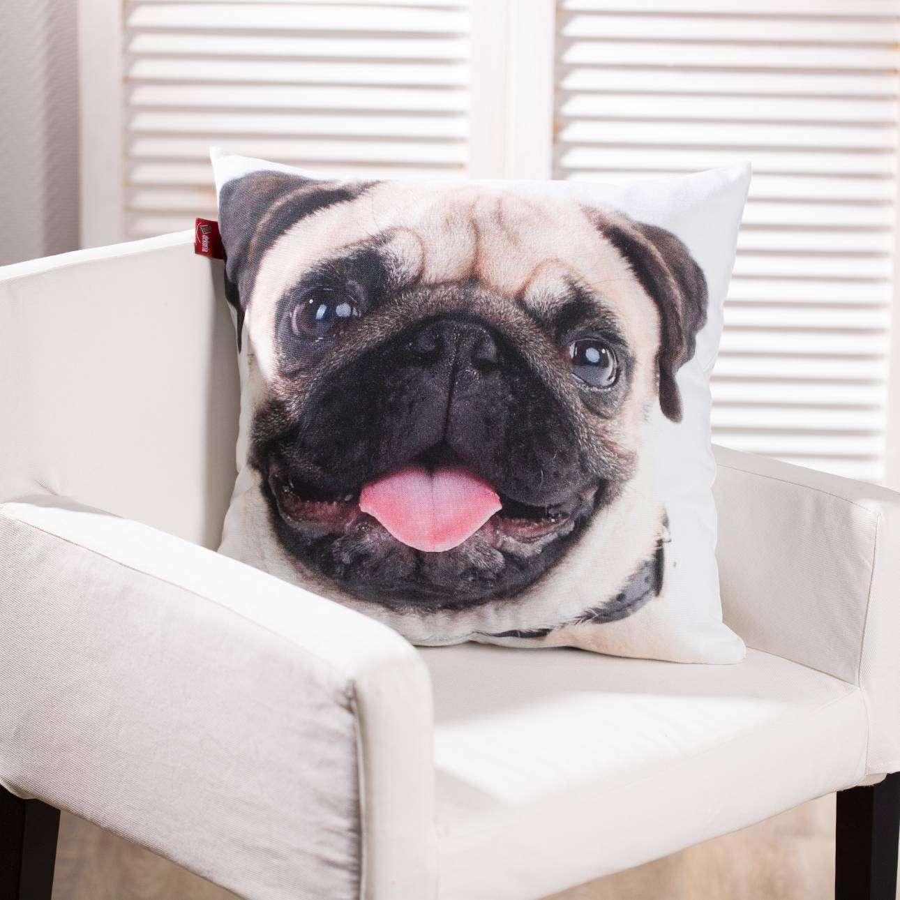 Poszewka Happy Dog 45x45cm 45x45cm