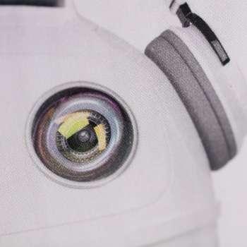 Pagavėlės užvalkalas Galaxy II 45x45cm 45x45cm