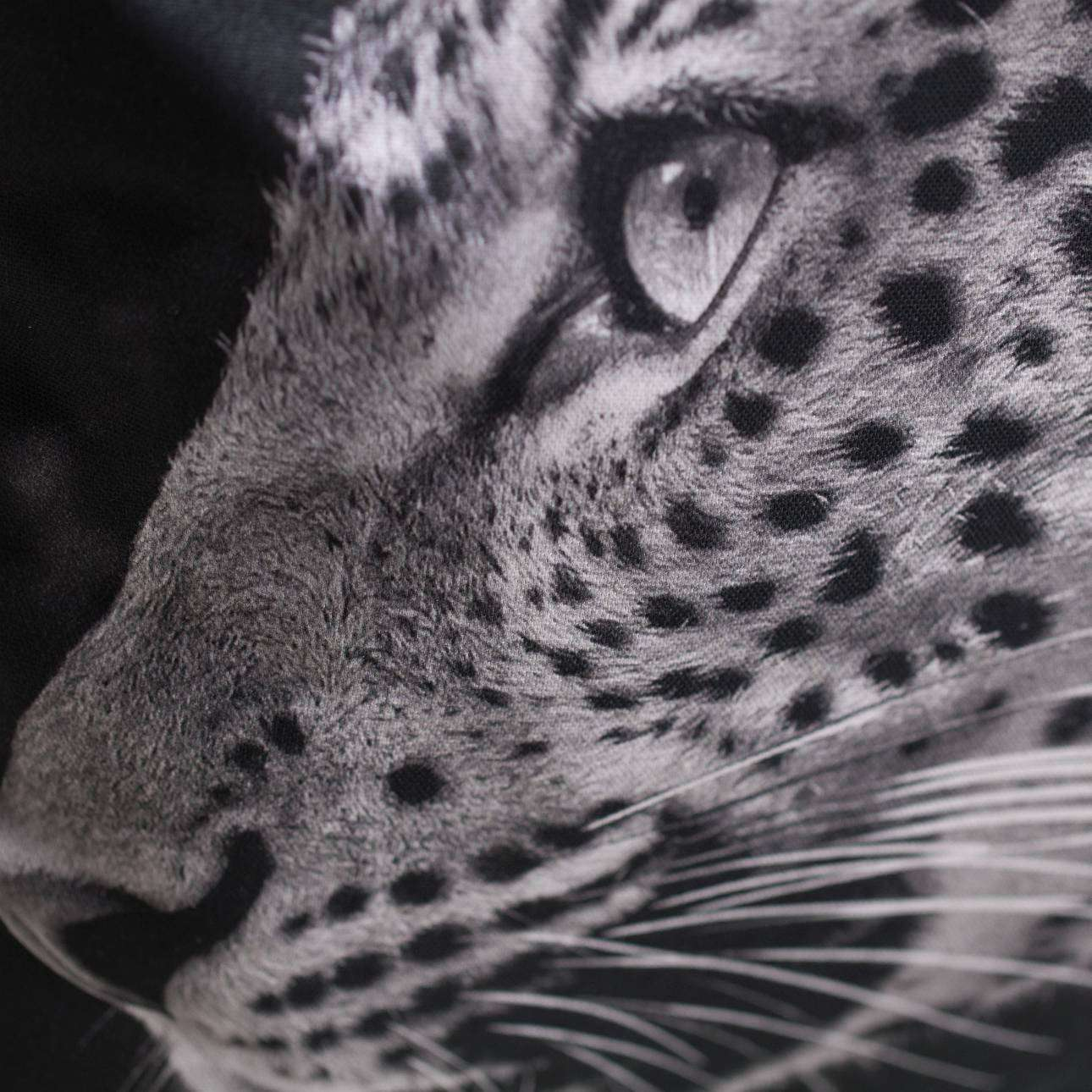 Poszewka Leopard 45x45cm 45x45cm