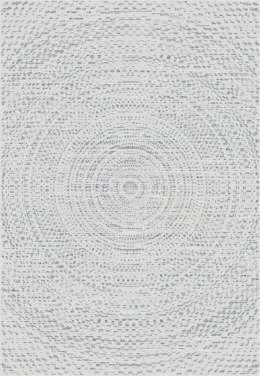 Dywan Breeze Circles wool/cliff grey 160x230cm