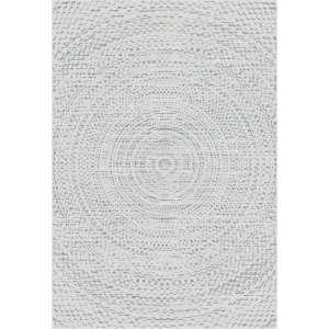 Dywan Breeze Circles wool/cliff grey 160x230cm 160x230cm