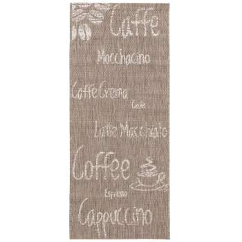 Dywan Cottage Coffee mink/wool 60x180cm